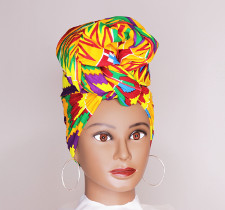 multi-color headwrap